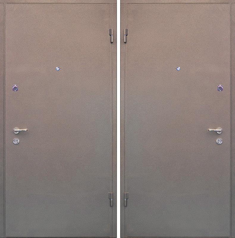 стальные двери со 2 классом защиты