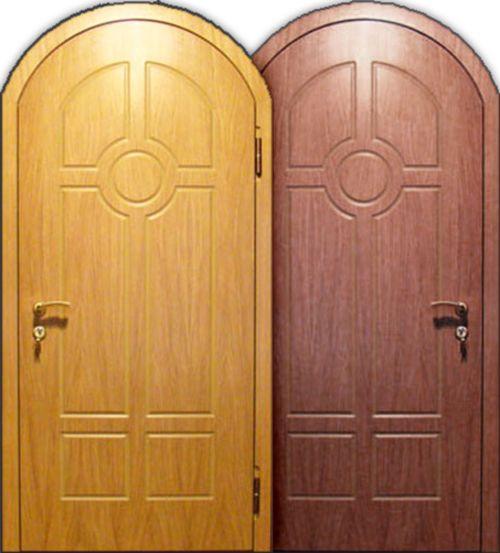 Двери металлические клинские