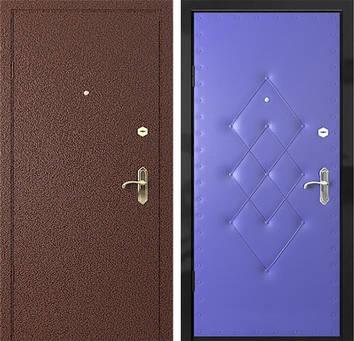 отличные двери входные металлические