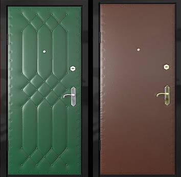 стальные двери с шумоизоляцией клин
