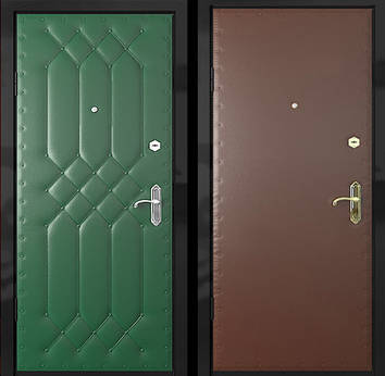 клинские металлические двери шумоизоляция
