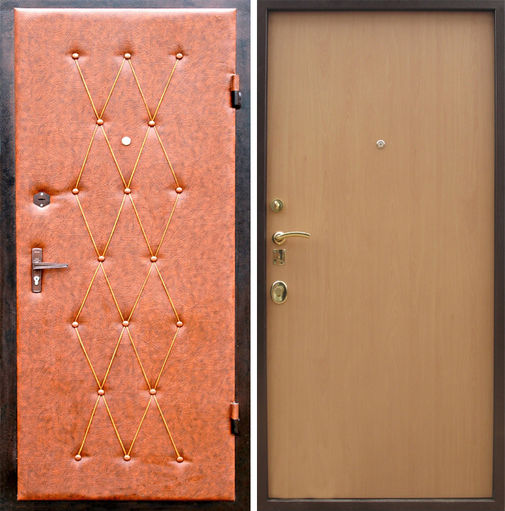купить железную дверь российского производство
