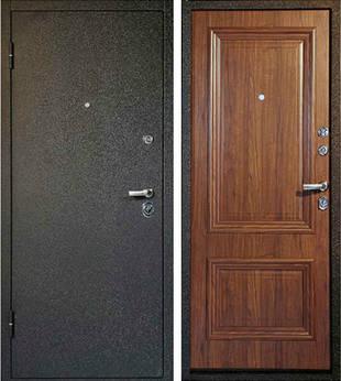 необычные стальные двери купить