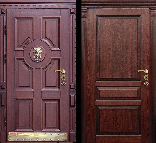 стальная дверь элитная