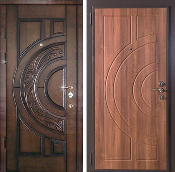 двери металлические мдф с завода
